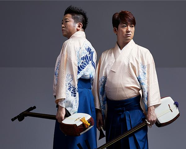 吉田兄弟 20周年記念 三味線だけの世界